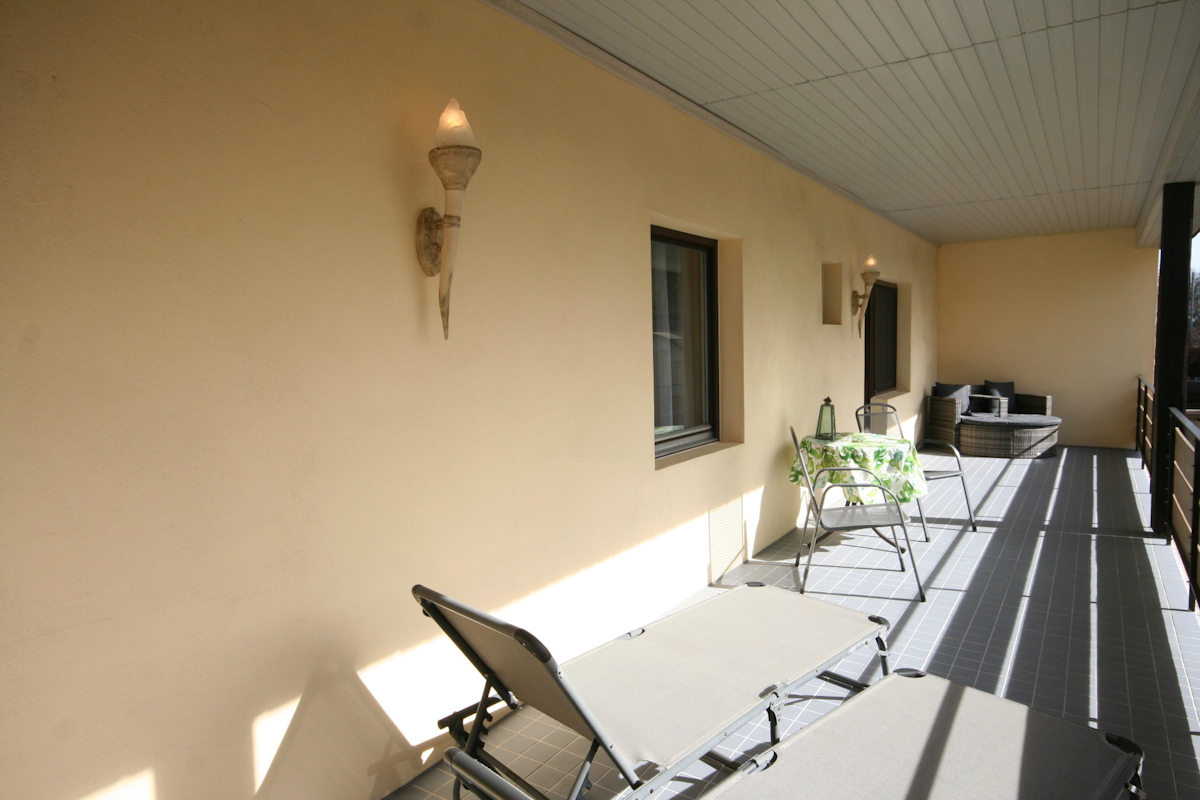 Hotelzimmer mit liebesschaukel